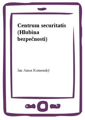 Centrum securitatis (Hlubina bezpečnosti)