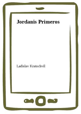 Jordanis Primeros
