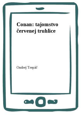 Conan: tajomstvo červenej truhlice