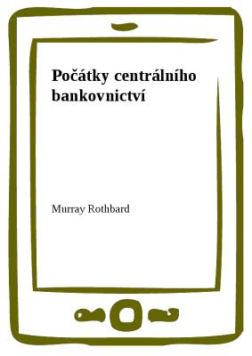 Počátky centrálního bankovnictví