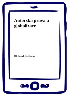 Autorská práva a globalizace