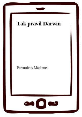 Tak pravil Darwin