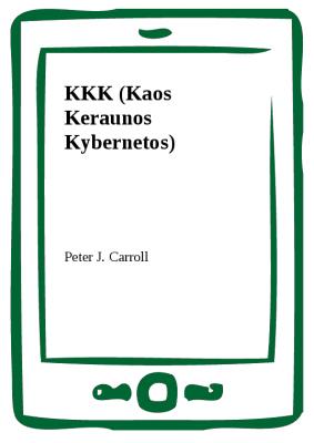KKK (Kaos Keraunos Kybernetos)