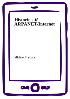 Historie sítě ARPANET/Internet
