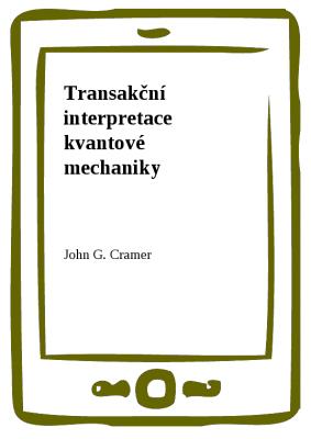 Transakční interpretace kvantové mechaniky