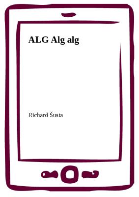 ALG Alg alg