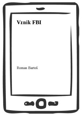 Vznik FBI