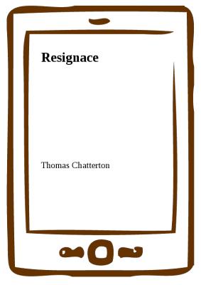 Resignace