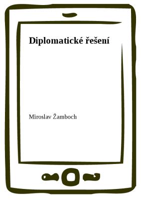 Diplomatické řešení
