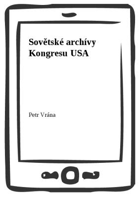 Sovětské archívy Kongresu USA