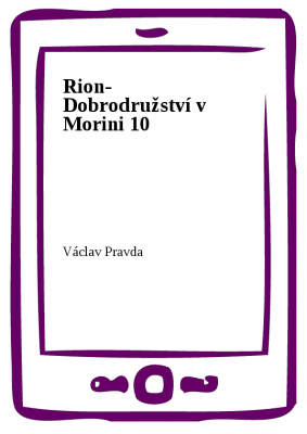 Rion- Dobrodružství v Morini 10