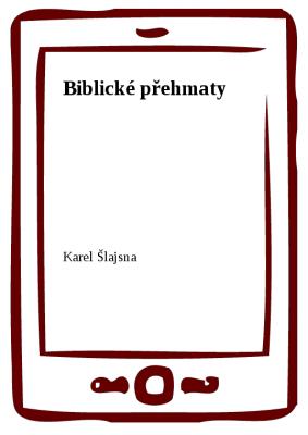 Biblické přehmaty