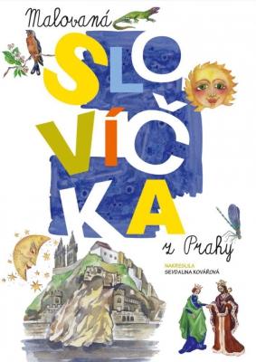 Malovaná slovíčka z Prahy