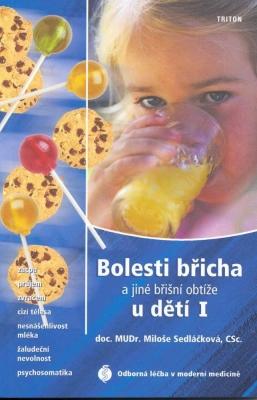 Bolesti břicha a jiné břišní obtíže u dětí