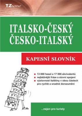 Italsko-český / česko-italský kapesní slovník