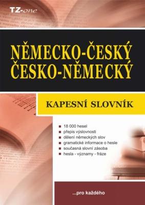 Německo-český / česko-německý kapesní slovník