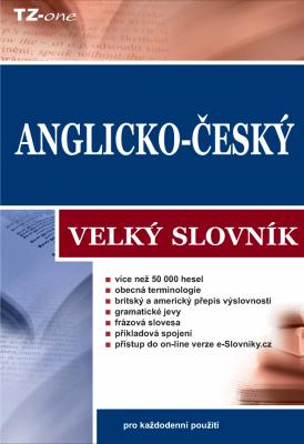 Anglicko-český velký slovník