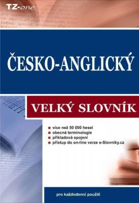 Česko-anglický velký slovník