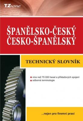 Španělsko-český/ česko-španělský technický slovník
