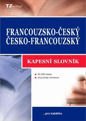 Francouzsko-český / česko-francouzský kapesní slovník
