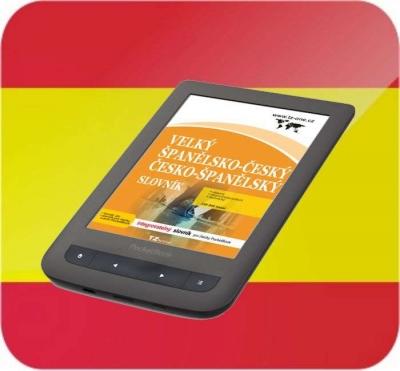 Velký španělsko-český/ česko-španělský slovník (pro PocketBook)