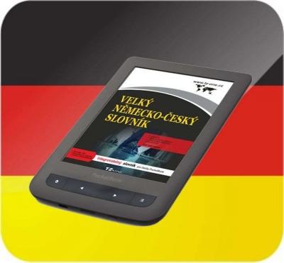 Velký německo-český slovník (pro PocketBook)