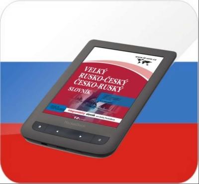 Velký rusko-český/ česko-ruský slovník (pro PocketBook)