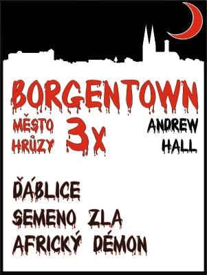 3x Borgentown - město hrůzy 1