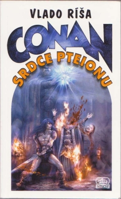 Conan - Srdce Pteionu