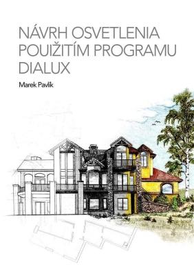 Návrh osvetlenia použitím programu Dialux