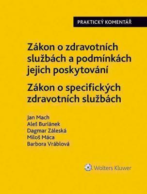 Zákon o zdravotních službách a podmínkách jejich poskytování (č. 372/2011 Sb.). Zákon o specifických zdravotních službách (č. 373/2011 Sb.). Praktický