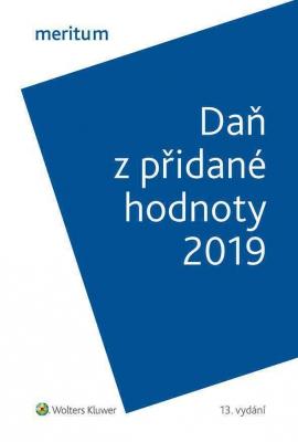 meritum Daň z přidané hodnoty 2019