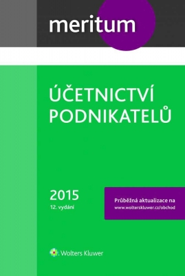 Meritum Účetnictví podnikatelů 2015
