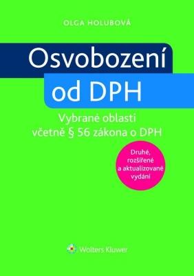 Osvobození od DPH - vybrané oblasti, 2. vydání