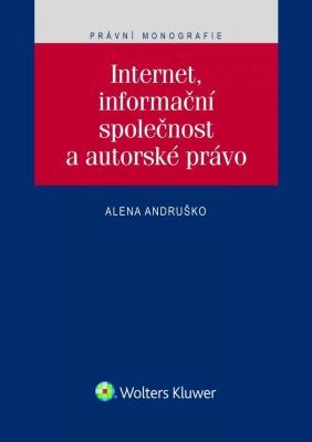 Internet, informační společnost a autorské právo
