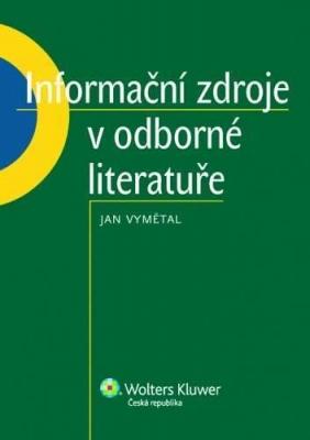 Informační zdoje v odborné literatuře
