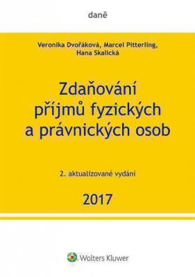 Zdaňování příjmů fyzických a právnických osob 2017, 2. vydání