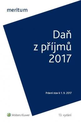Meritum Daň z příjmů 2017