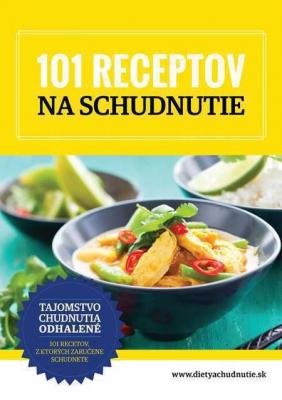 101 receptov na schudnutie