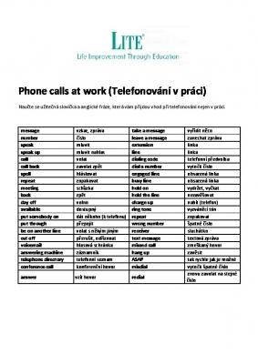 Anglická slovíčka_telefonovaní_v_zaměstnání_LITE